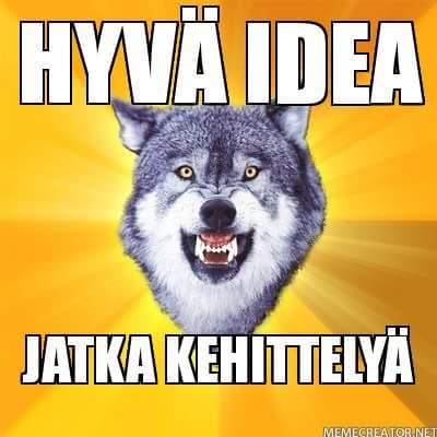 hyvä_idea